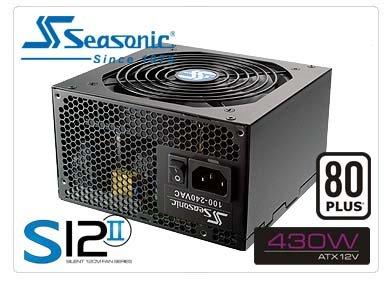 Seasonic S12-II 430W