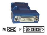 AESP Adapter DVI hun - VGA han