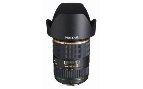 Pentax smc DA* 16-50mm f2.8 ED AL [IF] SDM