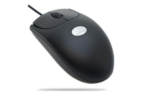 Logitech RX250 Optical Mouse Sort