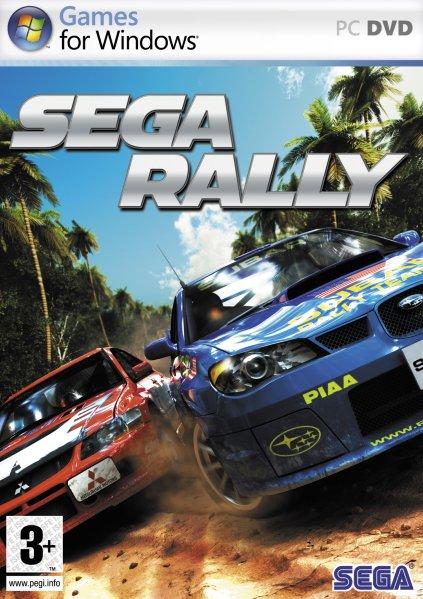 Sega Rally til PC