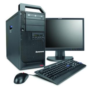 Lenovo ThinkStation D10 2xX5460