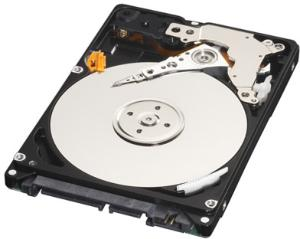 Western Digital Scorpio Blue 320 GB SATA