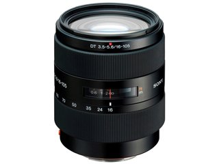 Sony SAL-16105 DT 16–105 mm F 3,5–5,6