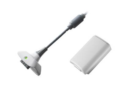 Microsoft Xbox 360 Play and Charge kit