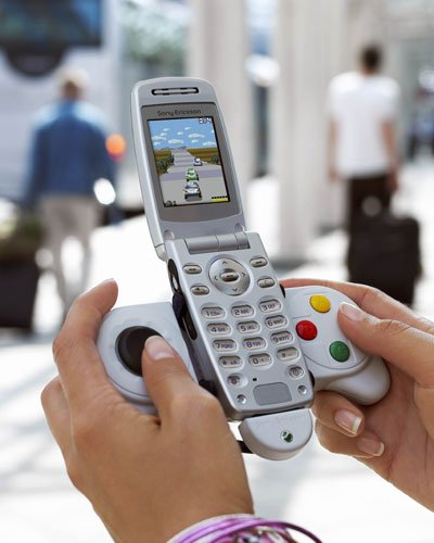 Sony Ericsson T610 med abonnement