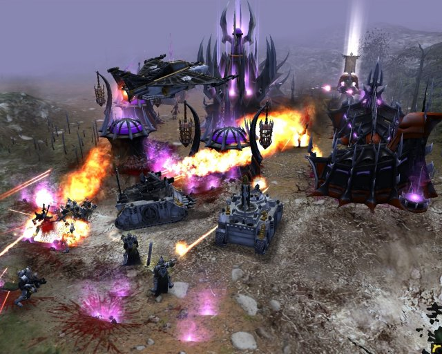 Relic Entertainment Warhammer 40.000: Dawn of War - Soulstorm