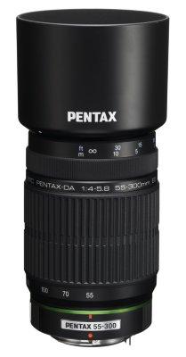 Pentax smc DA 55-300mm f4-5.8 ED