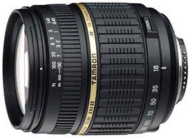 Tamron AF 18-200mm F/3.5-6.3 XR Di-II  LD ASPHERICAL (IF) MACRO (med fokusmotor) for Nikon