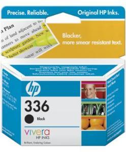 HP no.336 Svart