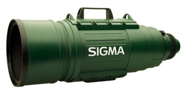 Sigma APO 200-500mm F2.8/400-1000mm F5.6 EX DG for Canon
