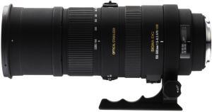 Sigma 150-500mm F5-6.3 APO DG OS HSM for Pentax