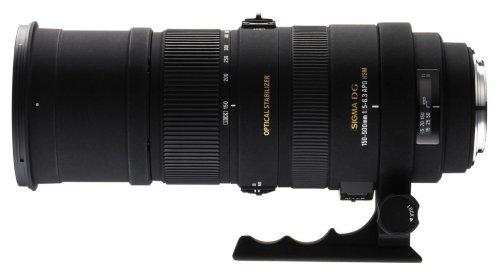 Sigma 150-500mm F5-6.3 APO DG OS HSM for Nikon