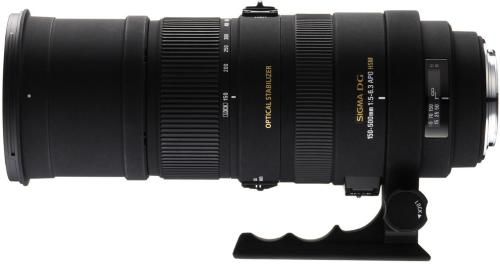 Sigma 150-500mm F5-6.3 APO DG OS HSM for Pentax