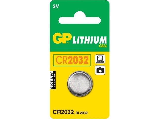 GP GP CR2032 3V