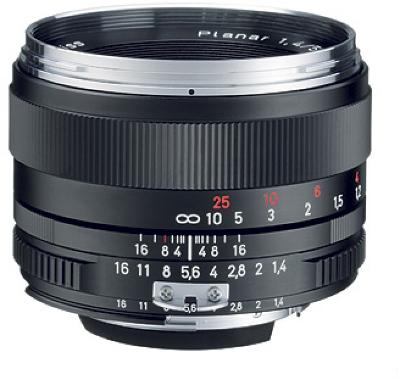 Carl Zeiss Planar T* 1.4/50 for Nikon