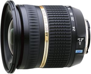 Tamron SP AF 10-24MM F/3.5-4.5 DI II LD ASPHERICAL (IF)  for Pentax