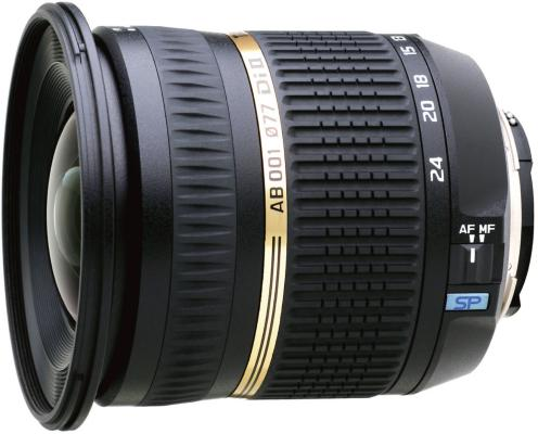 Tamron SP AF 10-24MM F/3.5-4.5 DI II LD ASPHERICAL (IF)  for Canon