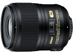 Nikon Nikon AF-S Micro Nikkor 60mm f/2.8G ED