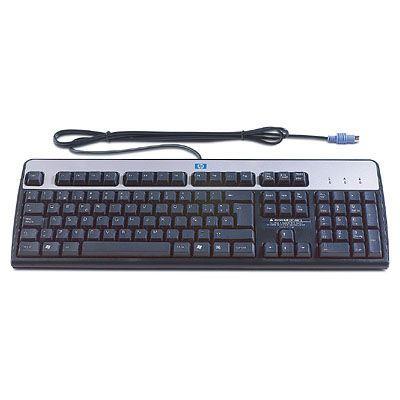 HP Standard basistastatur ABN PS2