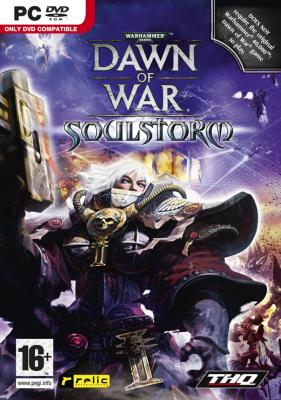 Warhammer 40.000: Dawn of War - Soulstorm til PC