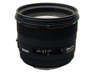Sigma 50mm F1.4 EX DG HSM for Pentax