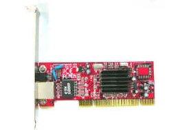 LyCOM NW-100 PCI Gigabit Lan
