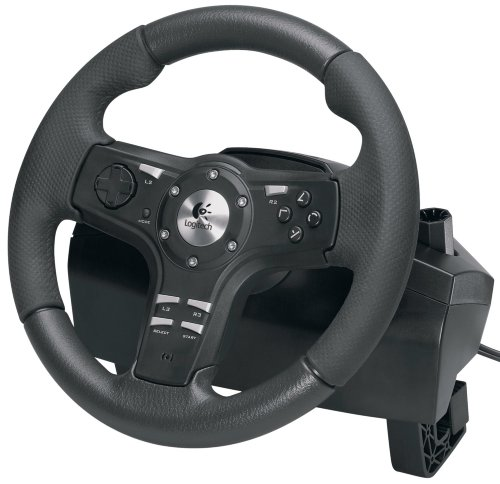 Logitech Driving Force EX (PS3)