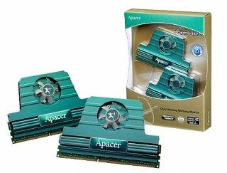 Apacer Aeolus DDR3-1800 4096 MB (2 x 2048)