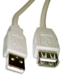 CC Extension A-A USB 2.0 1m