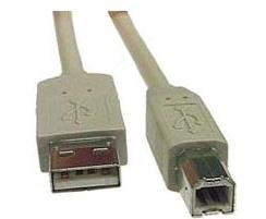 CC Cable A-B USB 2.0 1.8m