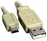 CC Cable USB A-Mini B 2m