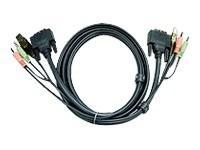 Aten 2L-7D05U DVI/USB KVM kabel
