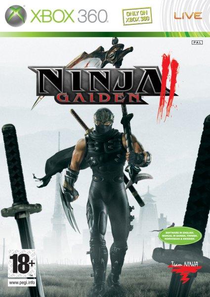 Ninja Gaiden 2 til PlayStation 3