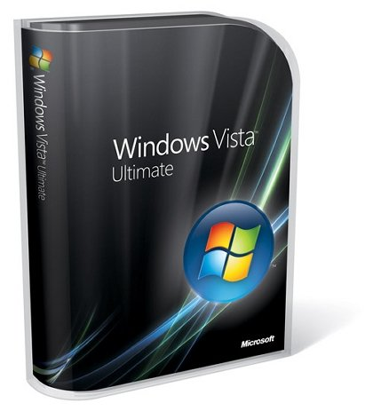 Microsoft Windows Vista Ultimate SP1 64-bit Norsk OEM