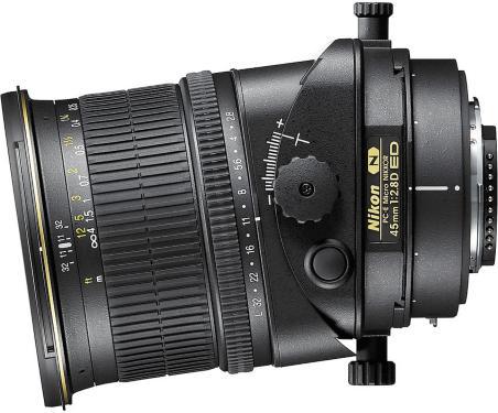 Nikon PC-E Micro Nikkor 45 mm f/2.8D ED