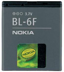 Nokia BL-6F