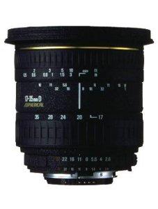 Sigma 17-35mm F/2.8-4 EX Aspherical