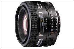 Nikon Nikkor AF 50mm f/1.4D