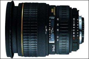 Sigma 20-40mm F/2.8 EX Aspherical DG DF for Sigma