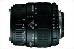 Sigma 28-80mm F3.5-5.6 Mini Zoom Macro Aspherical
