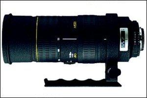 Sigma 50-500mm F4-6.3 EX RF HSM for Sigma