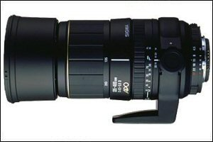 Sigma 135-400mm F/4.5-5.6 APO Aspherical for Sigma