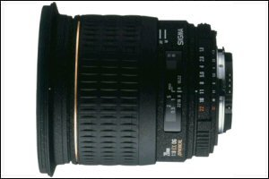 Sigma 20mm F/1.8 EX Aspherical DG DF RF for Canon