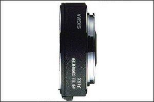 Sigma 1.4 X EX DG APO Tele-converter for Canon