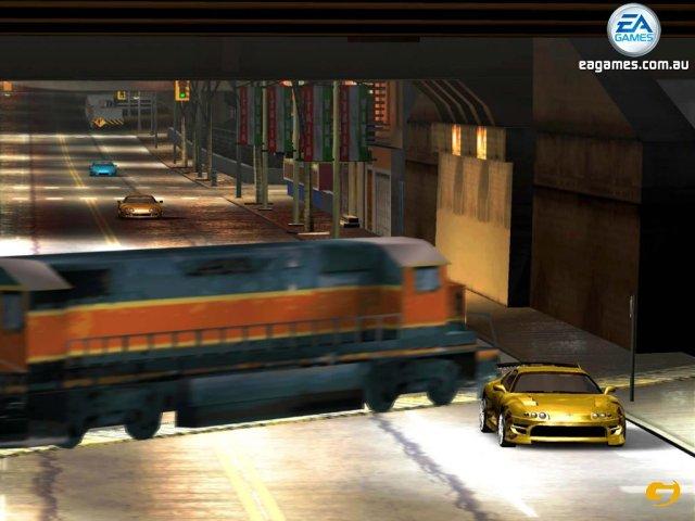 Need For Speed: Underground til Xbox