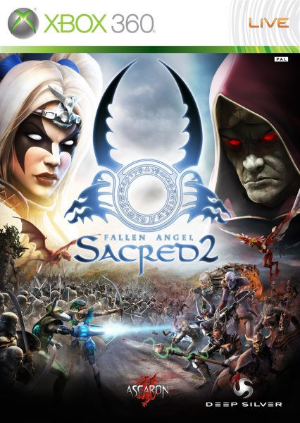 Sacred 2: Fallen Angel til Xbox 360
