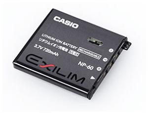 Casio NP-60