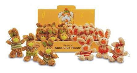 Anna Club Plush Mr. Luca