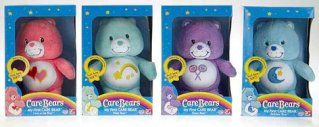 Play Along Toys Carebears My First Bashful Heart Bear.